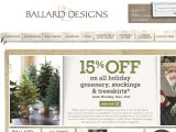 Ballard Designs Coupon Codes