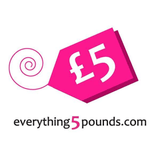 everything 5 pounds free delivery code