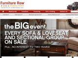 Browse Furniturerow.com