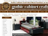 Gothiccabinetcraft.com Coupon Codes 2017 (30% discount) - October ...