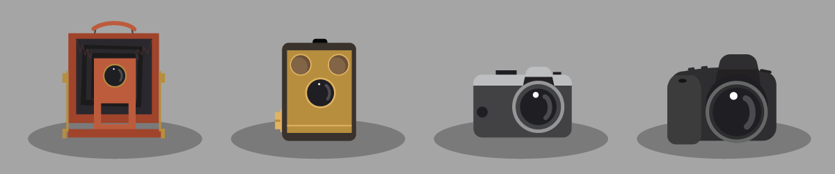 A Brief History of the Camera