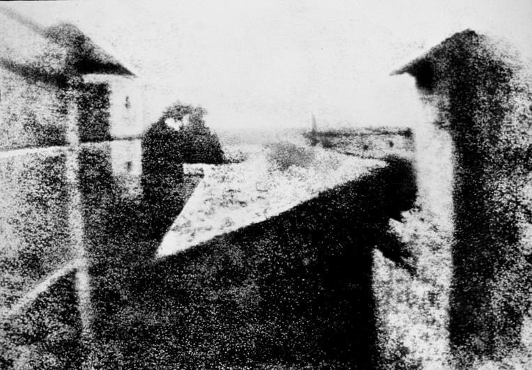 The First Photograph