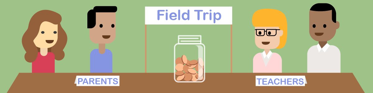 Fund-Raising, Field Trips, and Working With Parents