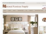 National Furniture Supply Coupon Codes. Nationalfurnituresupply.com
