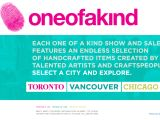 one of a kind show coupon code